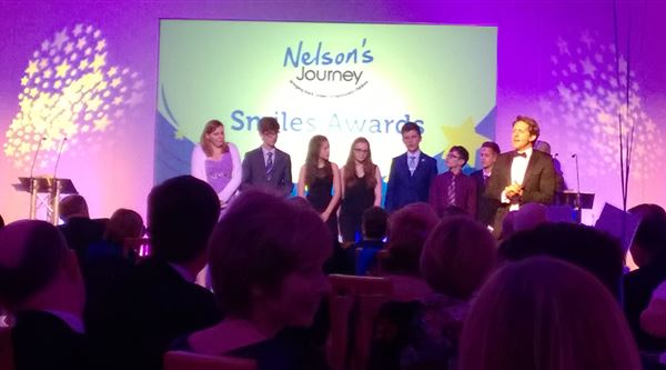 Nelson's Journey Youth Panel & Host David Whiteley